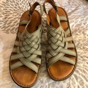Born Sandals size 9